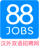 88JOBS UK logo