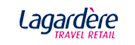 LAGARDERE TRAVEL RETAIL logo